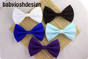 bows for hair solid color fabric hair bowspastel fabric hair bow for