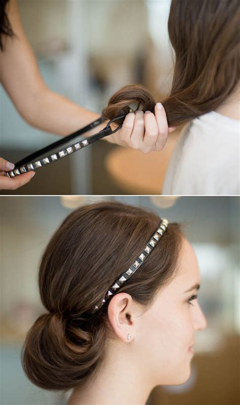 how to roll front of hair 20 hairstyling hacks all girls could benefit from knowing