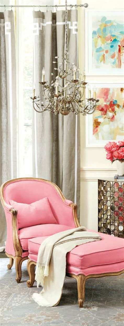 pink peonies bedroom suzanne kasler s pink peony fabric offers just the right
