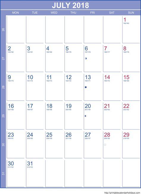 free printable calendar free printable calendar july july 2018 calendar archives free printable calendar 2016