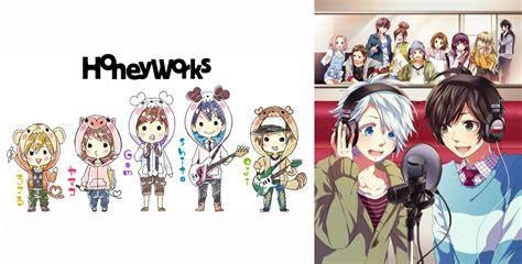 film anime com honeyworks mencari kembali seiyuu paruh waktu untuk film