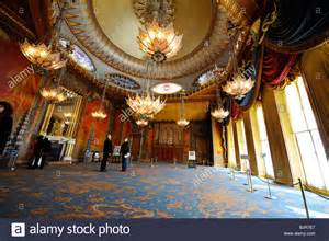 Palace Chandelier The Music Room Inside The Royal Pavilion Brighton Uk