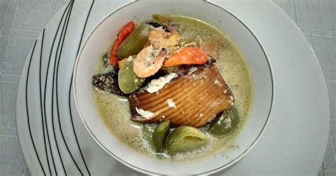 Ikan Pari Asap Dan Bumbu Mangut resep mangut ikan pari asap oleh dian arisa cookpad