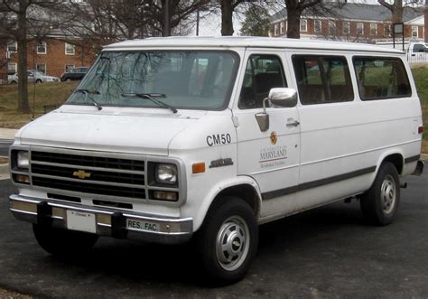 Chevrolet Van   Wikipedia