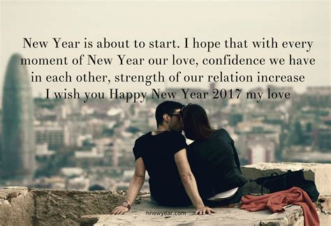 50 greatest new year wishes for lovers 2017 girlfriend