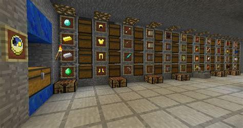 minecraft chest room chest room minecraft