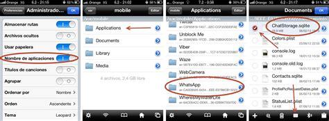 acridium capronyl whatsapp cmo recuperar mensajes fotos y borrados