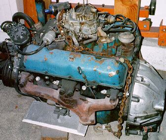 jeep engines amc 401 v8