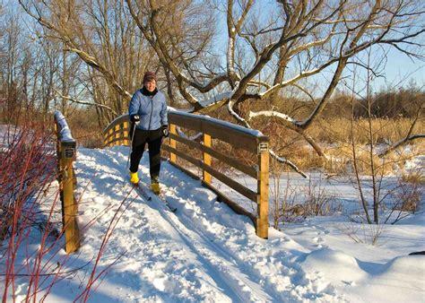 Mn Landscape Arboretum In Winter Winter At The Minnesota Landscape Arboretum