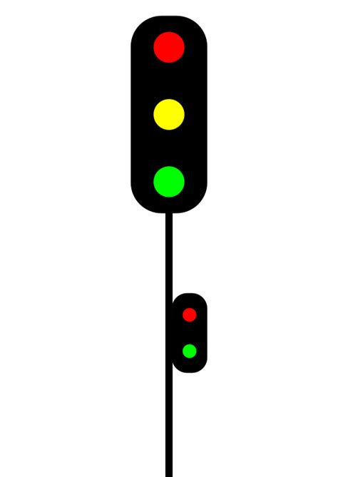 clipart semaforo clipart traffic light