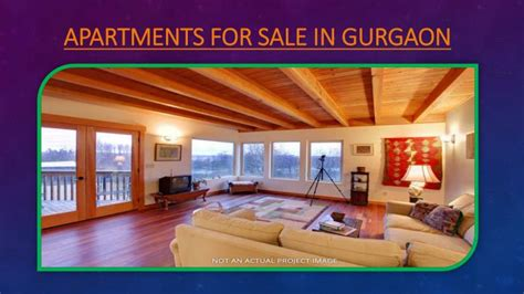 Appartment For Sale In by Ppt Apartments For Sale In Gurgaon Powerpoint