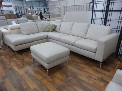 italian leather corner sofas natuzzi editions pisa stone italian leather l h facing