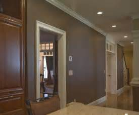 accent colors for brown brown paint color for kitchen accent wall easy home
