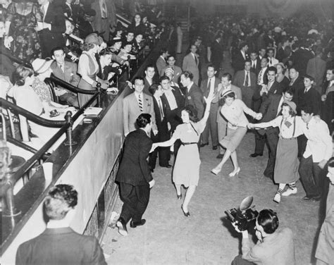 swing music clubs the jitterbug dance 1940 s