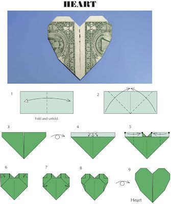 Shaped Dollar Bill Origami - 25 best ideas about money origami on folding