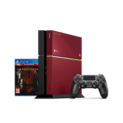 Ps4 2dark Limited Edition New sony ps4 500gb console limited edition price in pakistan buy sony console metal gear solid v
