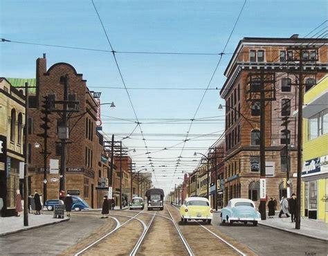 imagenes lugares urbanos im 225 genes arte pinturas paisaje urbano pintado con 243 leo y