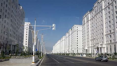 Ashgabat in Turkmenistan ? Absurdistan or Pyongyang II