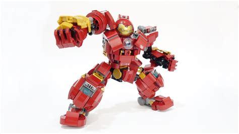 Lego Hulkbuster Tutorial | lego hulkbuster moc tutorial youtube