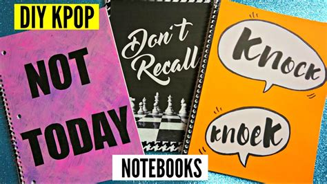 kpop bts notebook notepad i am a r m y and i my oppa 108 pages 8 5 x 11 20 line pages books diy kpop notebooks bts kard collab