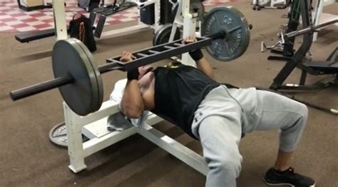 dwayne johnson bench press dwayne johnson bench press dwayne johnson preps for rage