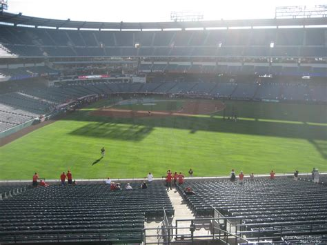 section 245 i angel stadium section 245 rateyourseats com