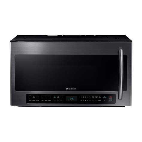 Microwave Samsung Me 731 samsung 30 in 2 1 cu ft the range microwave in