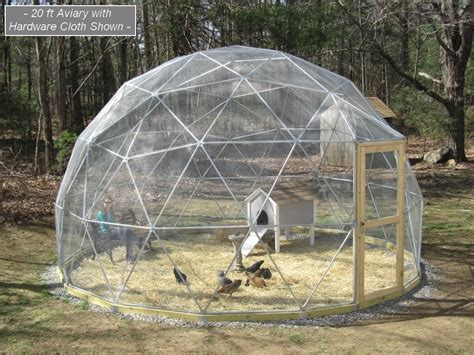 backyard dome sale 20 ft geodesic dome outdoor aviary flight cage animal