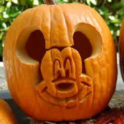 mickey mouse pumpkin carving template disney family - Mickey Mouse Pumpkin Faces