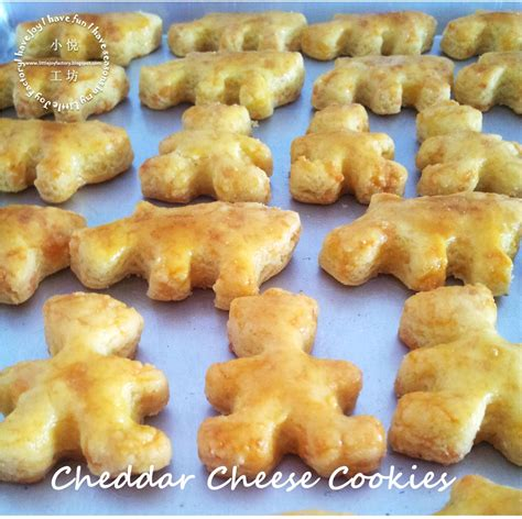 factory favorite cheddar cheese cookies