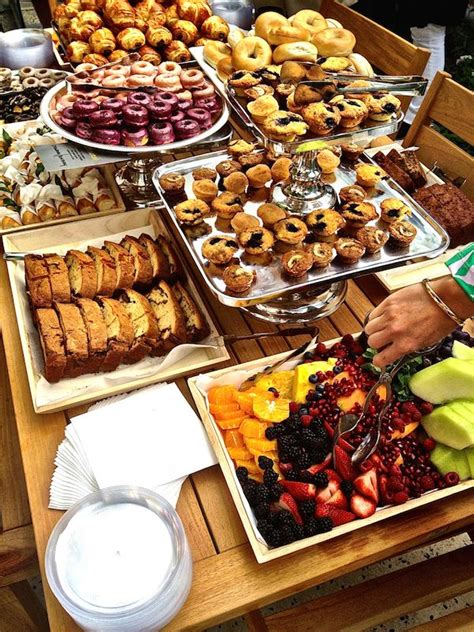 easy breakfast buffet ideas 25 best ideas about continental breakfast on