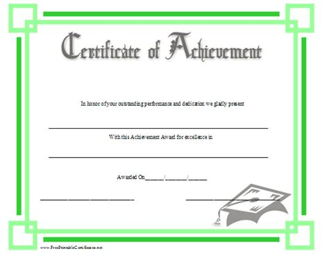 10 best images of free printable weight loss certificates