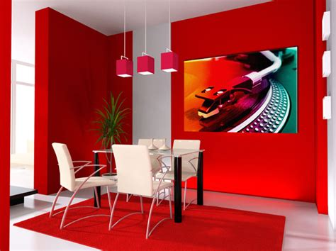 red dining room ideas luxury life design a colorful dining room her majesty red