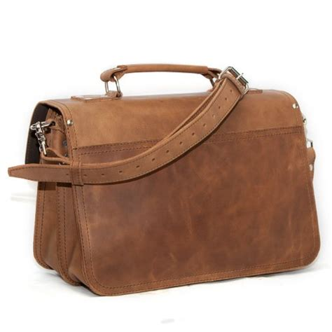 rugged leather briefcase rugged leather briefcase bag for quot the denver quot whiskey s leather briefcases
