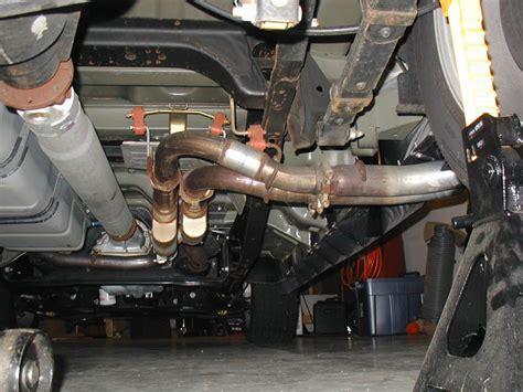 ford lightning header install