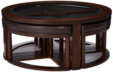 coffee table with four ottomans coffee table with four ottoman wedge stools buethe org