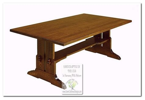 craftsman dining table mission dining tables craftsman dining tables