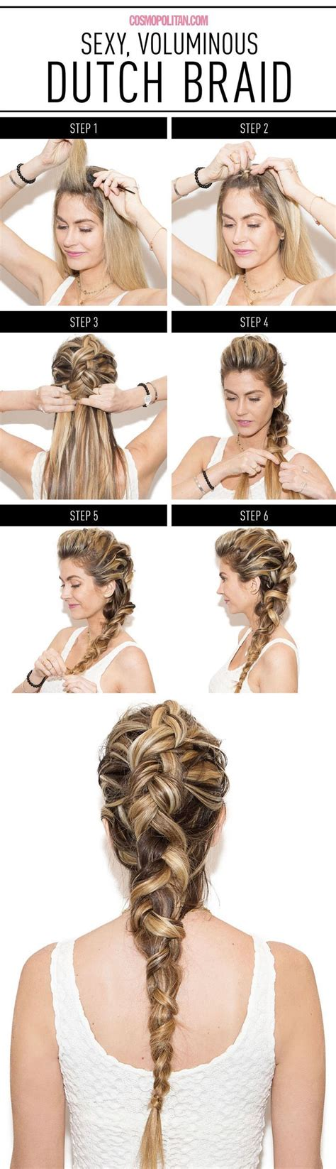 how to do french braids quickly 1000 images about cabellos lisos ondulados y peinados on