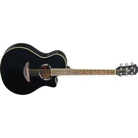 Harga Gitar Yamaha 500 jual yamaha gitar akustik elektrik apx 500ii black