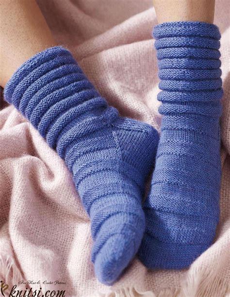 pattern for slouch socks slouch socks knitting pattern