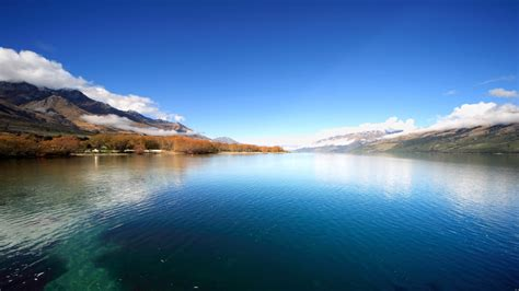 wallpaper terbaik lake scenery wallpaper allwallpaper in 14610 pc en