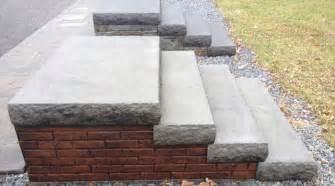 Concrete steps precast concrete steps
