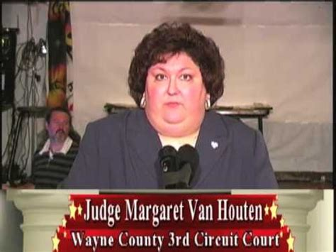Wayne County Circuit Court Records Judge Margaret Houten For Wayne County 3rd Circuit Court