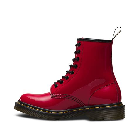 Dr Martens 8 Leather dr martens 1460 airwair leather 8 eye ankle boots