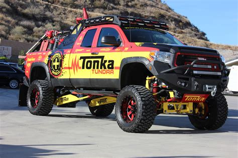 Trucker Do It On All Fours why size tonka toyota trucks should influence a lexus