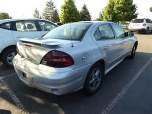 2004 Pontiac Grand Am Se1 2004 Pontiac Grand Am Se1 Centennial Co 14182652