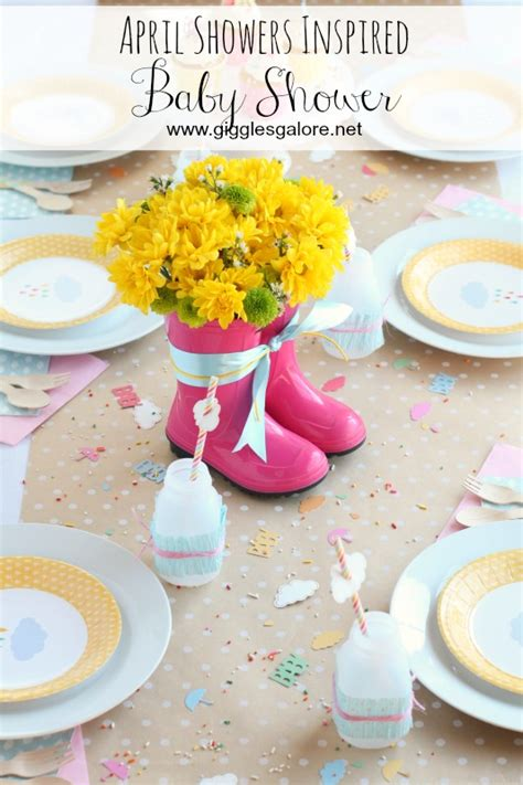 April Showers Baby by April Showers Inspired Baby Shower