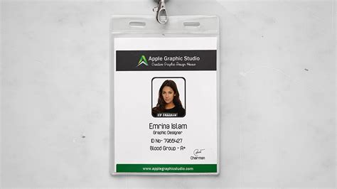 id card design photoshop tutorials how to design an id card photoshop tutorial apple