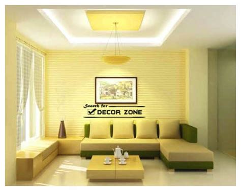 Design Of False Ceiling In Living Room 29 Best Living Room False Ceiling Design Ideas 2017