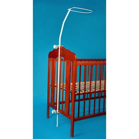 cot drape universal canopy drape holder rod pole bar fits baby